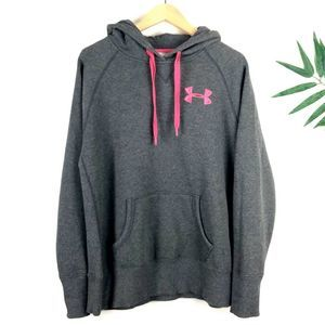 Under Armour Long Sleeve Pullover Hoodie Size M